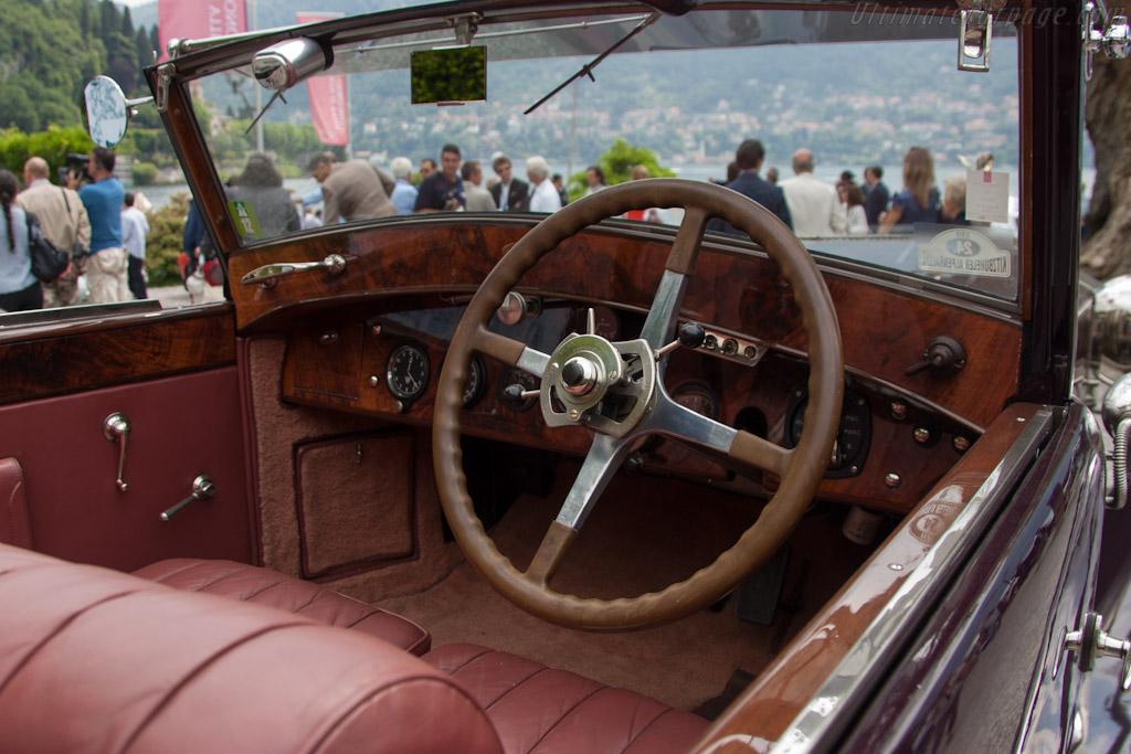 Rolls-Royce Phantom I Manessius Drophead Coupe - Chassis: 59LC   - 2012 Concorso d'Eleganza Villa d'Este