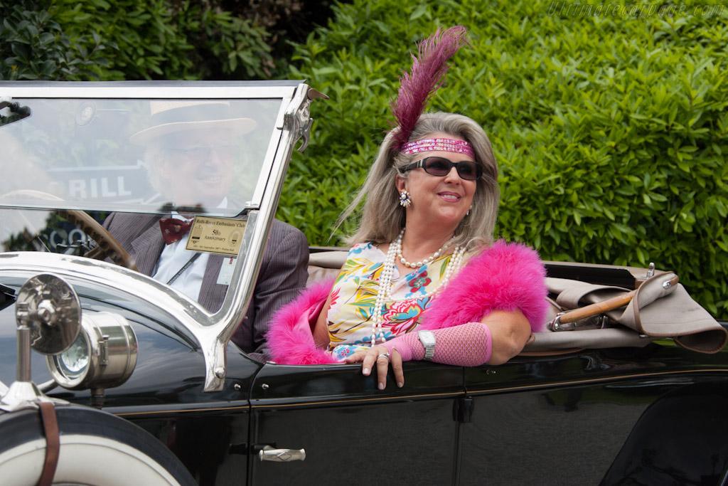 Rolls-Royce Silver Ghost Picadilly Roadster    - 2012 Concorso d'Eleganza Villa d'Este