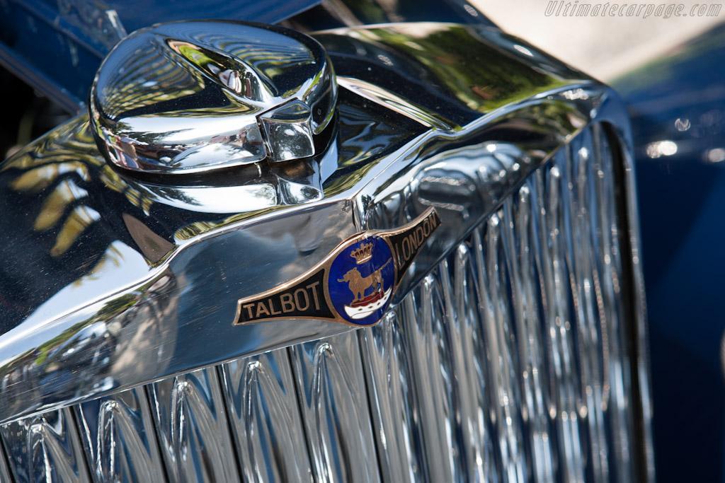 Talbot AV 105 - Chassis: 36288   - 2012 Concorso d'Eleganza Villa d'Este