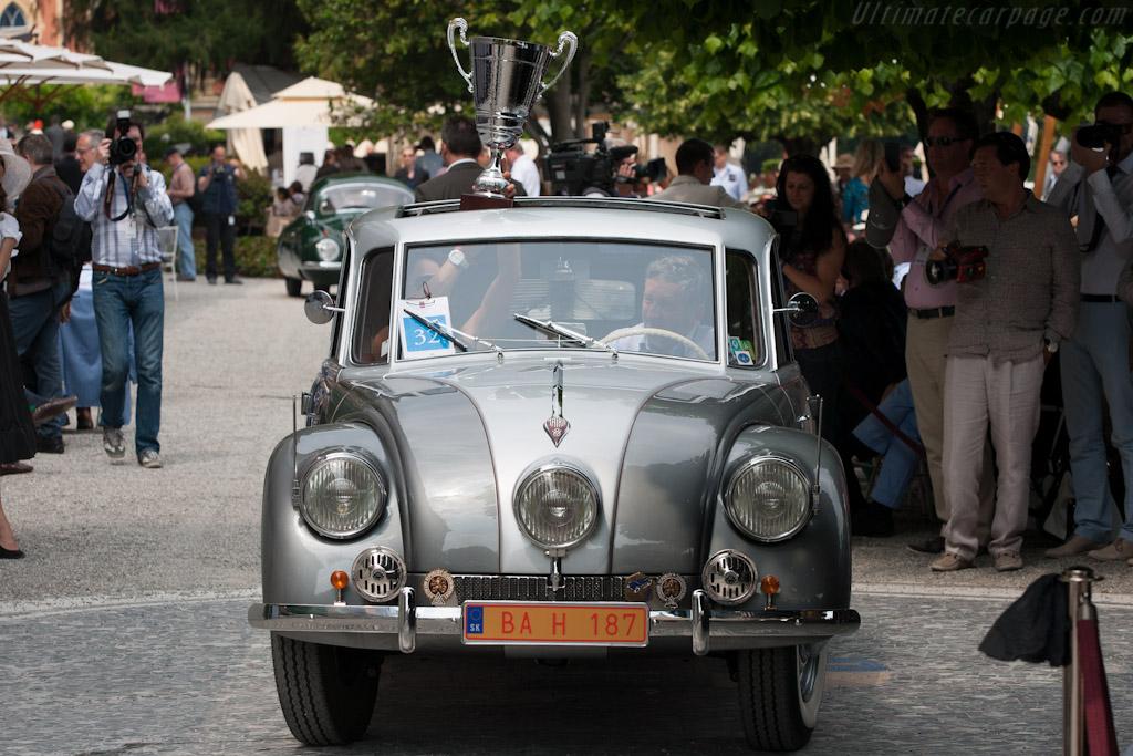 Tatra T87 Sedan - Chassis: 8845277   - 2012 Concorso d'Eleganza Villa d'Este