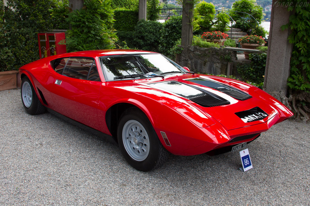 AMC AMX - Chassis: 363 2/55/55 - Entrant: Jurgen M. Wilms  - 2015 Concorso d'Eleganza Villa d'Este