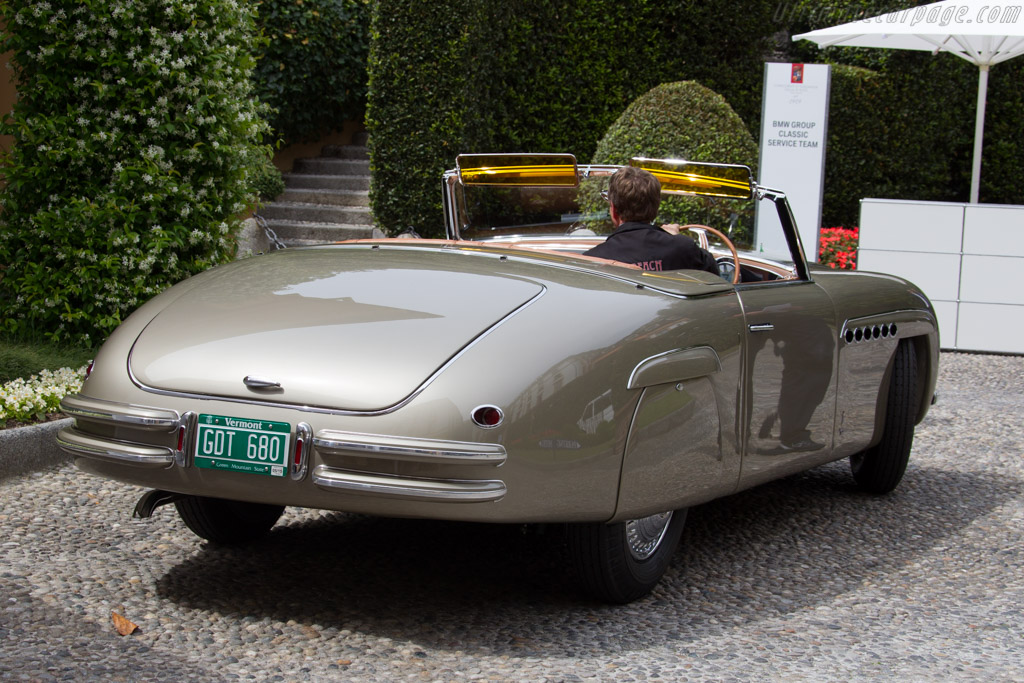 Alfa Romeo 6C 2500 S Pinin Farina Cabriolet - Chassis: 915169 - Entrant: Christopher Ohrstrom  - 2015 Concorso d'Eleganza Villa d'Este