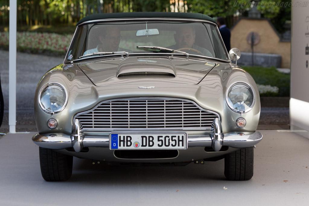 Aston Martin DB5 Convertible - Chassis: DB5C/1919/L - Entrant: Heiko Seekamp  - 2015 Concorso d'Eleganza Villa d'Este
