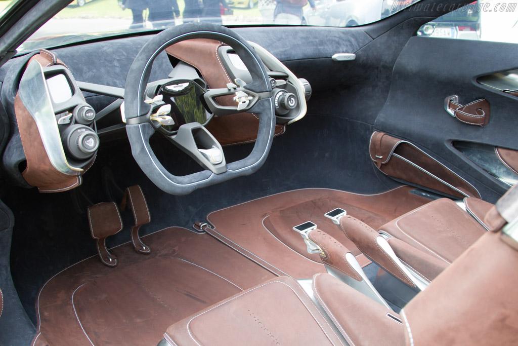 Aston Martin DBX  - Entrant: Aston Martin Lagonda ltd.  - 2015 Concorso d'Eleganza Villa d'Este