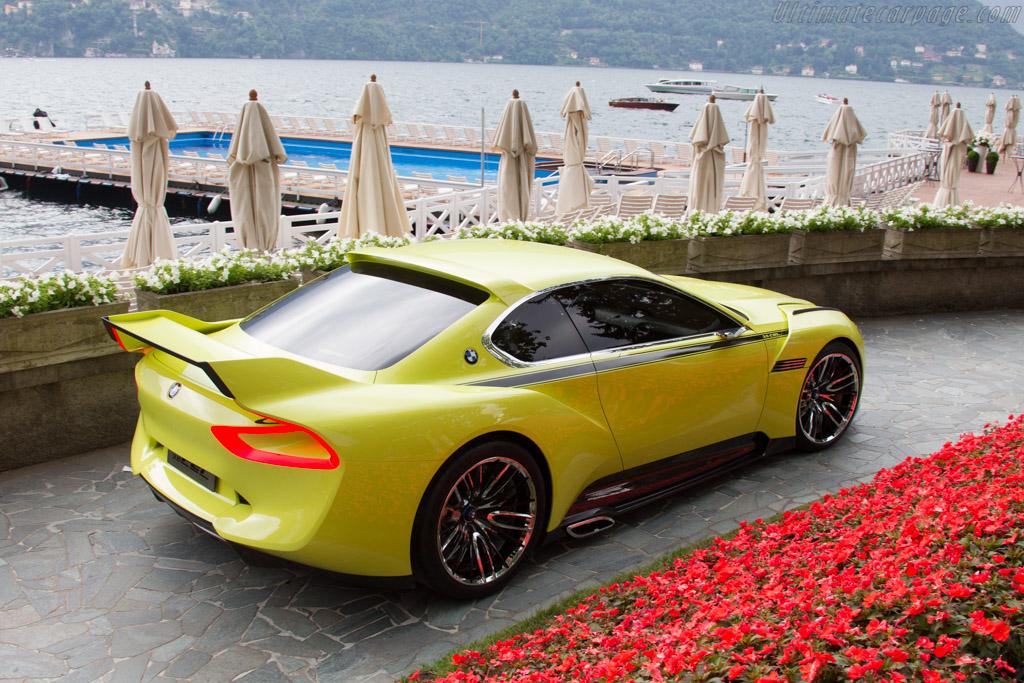 BMW 3.0 CSL Hommage  - Entrant: BMW Group  - 2015 Concorso d'Eleganza Villa d'Este