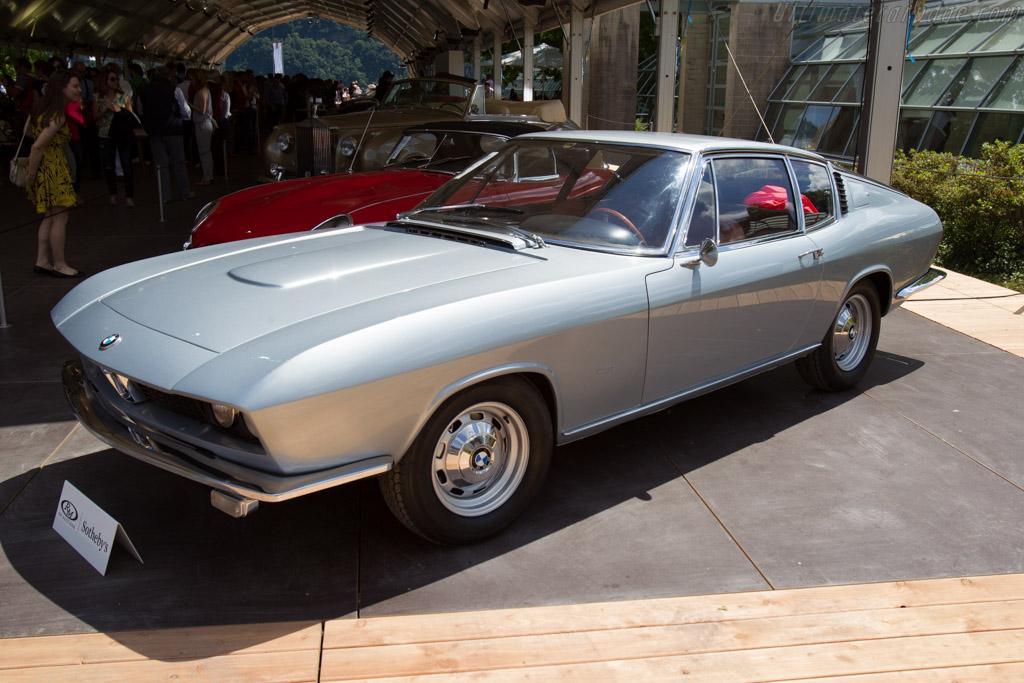 BMW Glas 3000 Frua Fastback - Chassis: V-1471   - 2015 Concorso d'Eleganza Villa d'Este