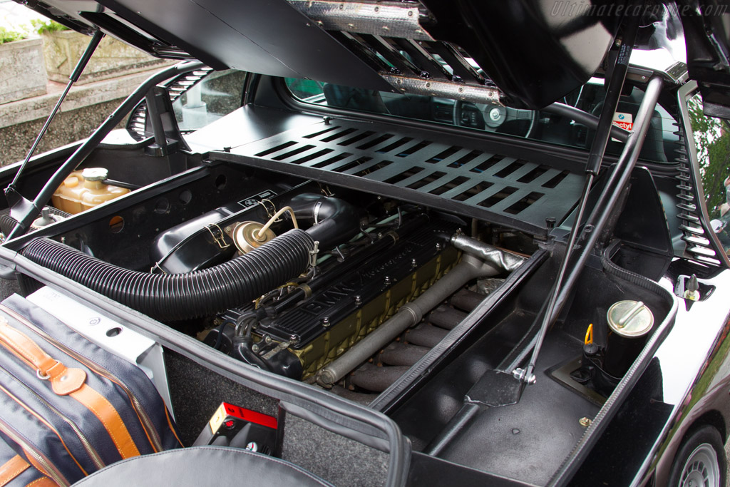BMW M1 - Chassis: 4301324 - Entrant: Juan Felipe Garcia  - 2015 Concorso d'Eleganza Villa d'Este
