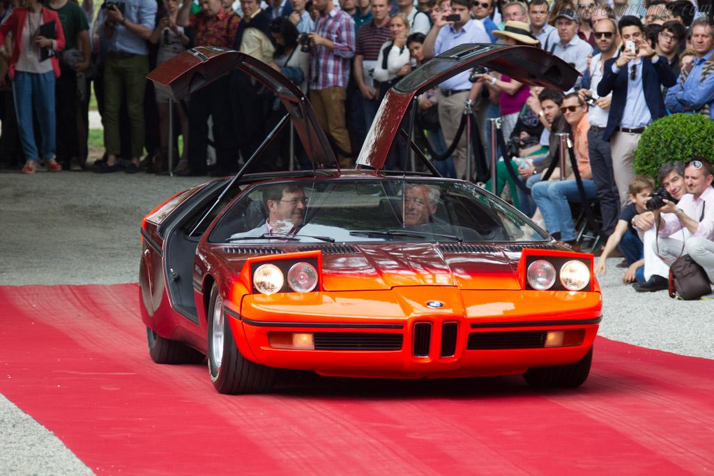 BMW Turbo Concept    - 2015 Concorso d'Eleganza Villa d'Este