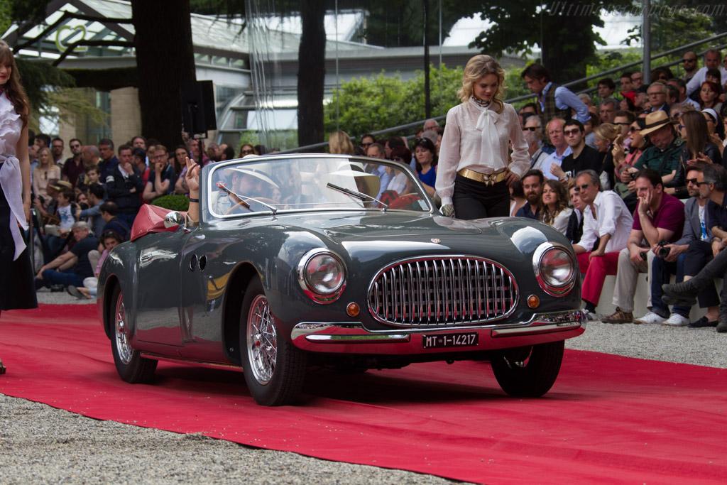 Cisitalia 202 SC Farina Convertible - Chassis: 183SC - Entrant: Leo Schigel  - 2015 Concorso d'Eleganza Villa d'Este