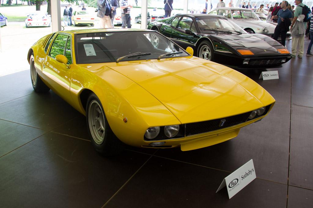DeTomaso Mangusta - Chassis: 8MA608   - 2015 Concorso d'Eleganza Villa d'Este