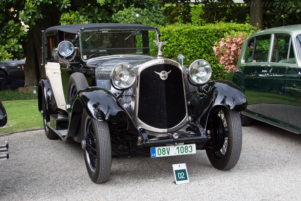 Farman A6B Million Guiet Coupe de Ville - Chassis: 278 - Entrant: Petr Turek  - 2015 Concorso d'Eleganza Villa d'Este