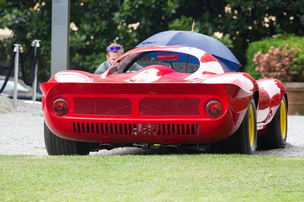 Ferrari 206 Dino S - Chassis: 016 - Entrant: Andreas Schlaewicke  - 2015 Concorso d'Eleganza Villa d'Este