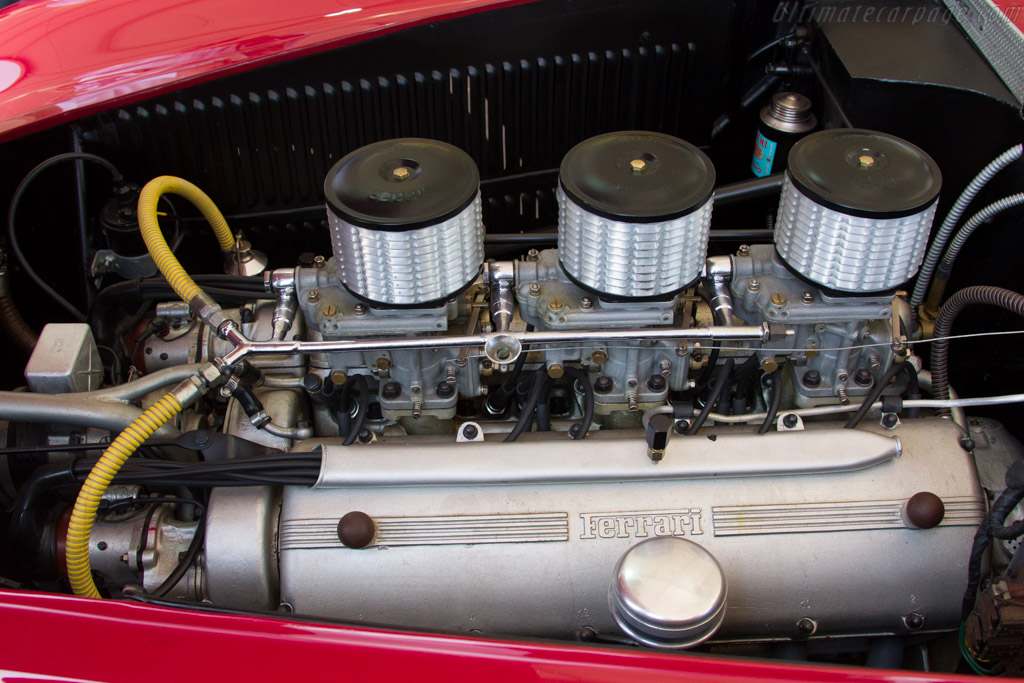 Ferrari 212 Export Touring Barchetta - Chassis: 0158ED   - 2015 Concorso d'Eleganza Villa d'Este