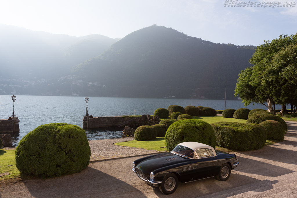 Ferrari 250 Europa GT Vignale Coupe - Chassis: 0359GT - Entrant: Jaime Muldoon  - 2015 Concorso d'Eleganza Villa d'Este