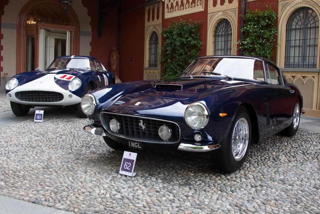Ferrari 250 GT SWB - Chassis: 3367GT - Entrant: Nigel Allen  - 2015 Concorso d'Eleganza Villa d'Este
