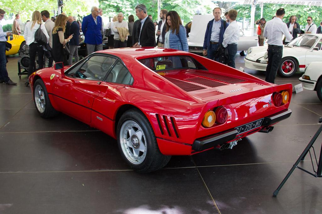 Ferrari 288 GTO - Chassis: 52475   - 2015 Concorso d'Eleganza Villa d'Este