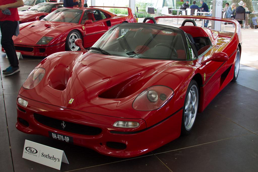Ferrari F50 - Chassis: 106570   - 2015 Concorso d'Eleganza Villa d'Este