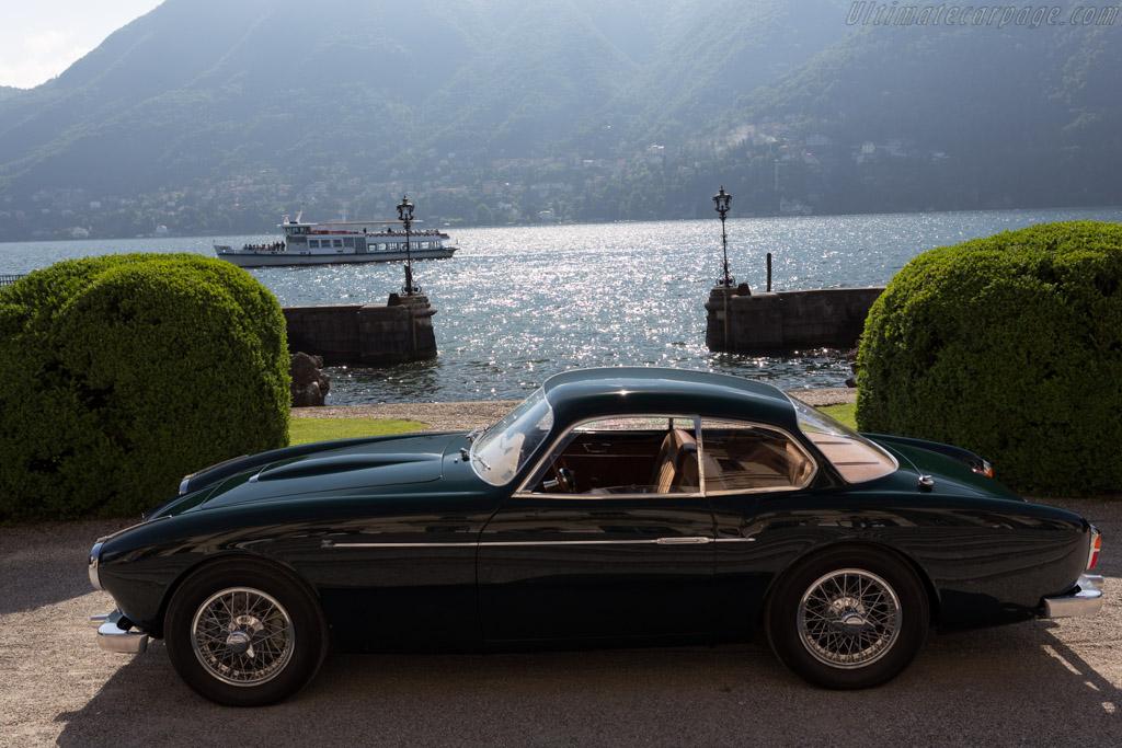 Jaguar XK140 Zagato Coupe - Chassis: 814537 - Entrant: William Pope  - 2015 Concorso d'Eleganza Villa d'Este