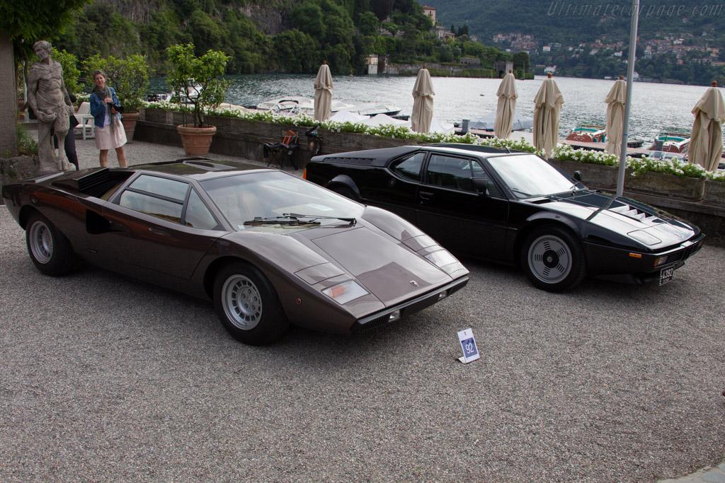 Lamborghini Countach - Chassis: 1120210 - Entrant: Albert Spiess  - 2015 Concorso d'Eleganza Villa d'Este