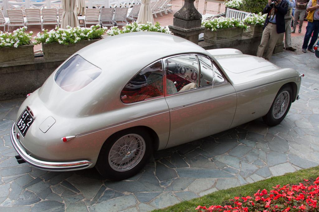 Maserati A6 1500 Zagato Berlinetta - Chassis: 052 - Entrant: Jurgen Phiesel  - 2015 Concorso d'Eleganza Villa d'Este