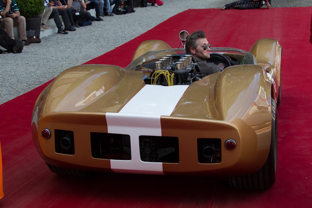 McLaren M1A - Chassis: 20-01 - Entrant: Egon Zweimuller  - 2015 Concorso d'Eleganza Villa d'Este