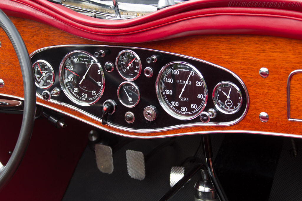 Mercedes-Benz 380 Erdmann & Rossi Spezial Roadster - Chassis: 95289 - Entrant: Saulius Karosas  - 2015 Concorso d'Eleganza Villa d'Este