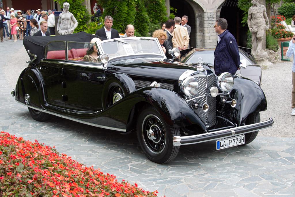 Mercedes-Benz 770 K Cabriolet D - Chassis: 231119 - Entrant: Mikhail Opengeym  - 2015 Concorso d'Eleganza Villa d'Este