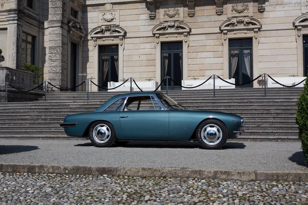 Osca 1600 GT Touring Coupe - Chassis: 0014 - Entrant: Corrado Lopresto  - 2015 Concorso d'Eleganza Villa d'Este
