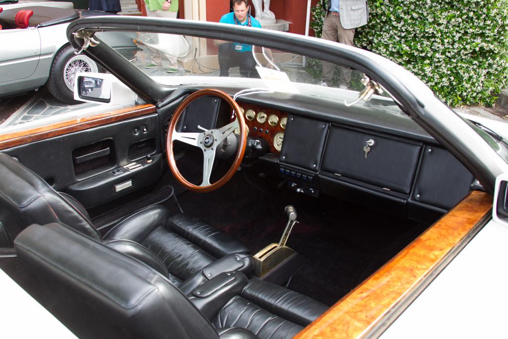 Panther Six - Chassis: XP3100 - Entrant: Albert Fellner  - 2015 Concorso d'Eleganza Villa d'Este