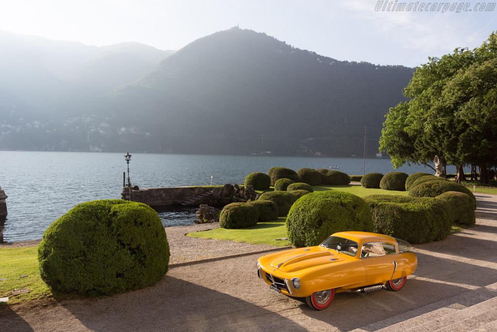 Pegaso Z102 Cupula - Chassis: 0102.150.0121 - Entrant: Evert Louwman  - 2015 Concorso d'Eleganza Villa d'Este