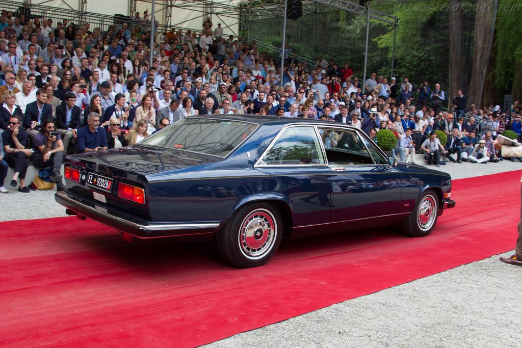 Rolls-Royce Camargue - Chassis: JR613879 - Entrant: Livia Firt-Gutova  - 2015 Concorso d'Eleganza Villa d'Este