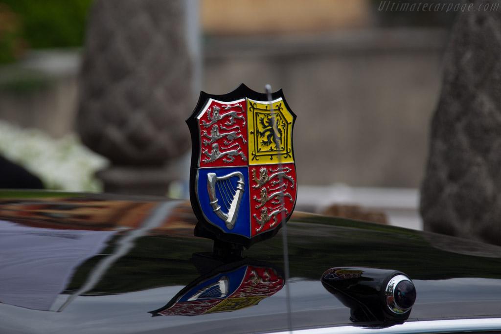 Rolls-Royce Phantom IV Mulliner Limousine - Chassis: 4BP7 - Entrant: Norbert Seeger  - 2015 Concorso d'Eleganza Villa d'Este