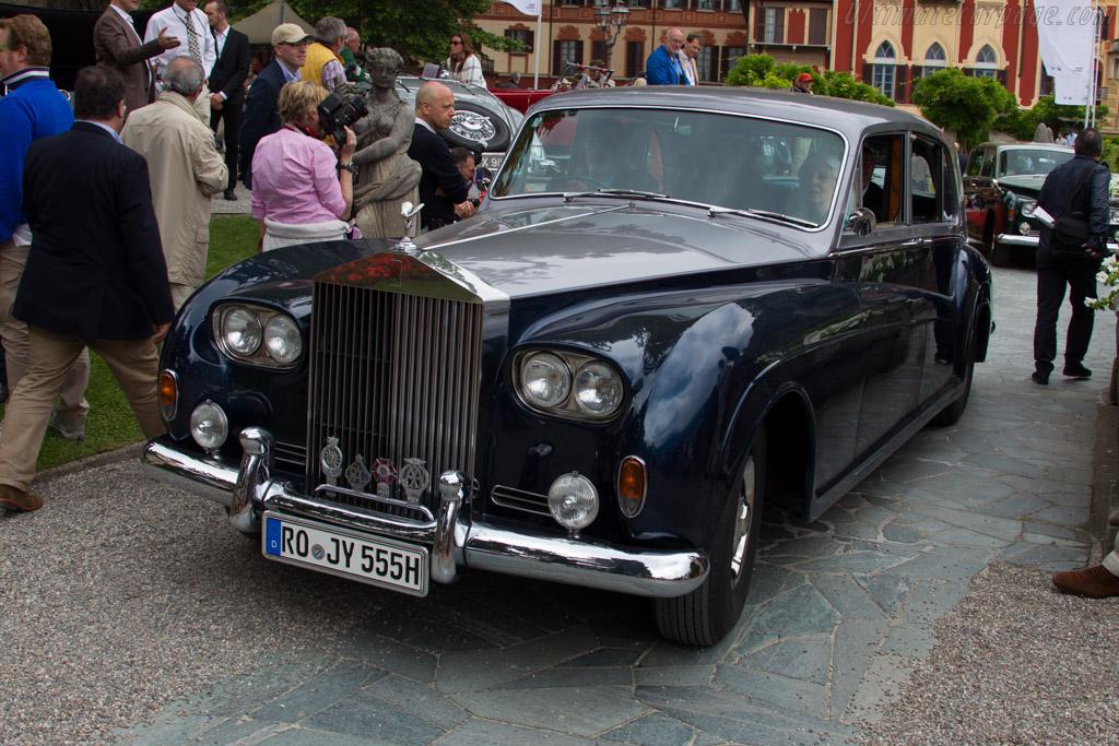 Rolls-Royce Phantom V James Young Touring Limousine - Chassis: 5SX80 - Entrant: Bernd Pischetsrieder  - 2015 Concorso d'Eleganza Villa d'Este