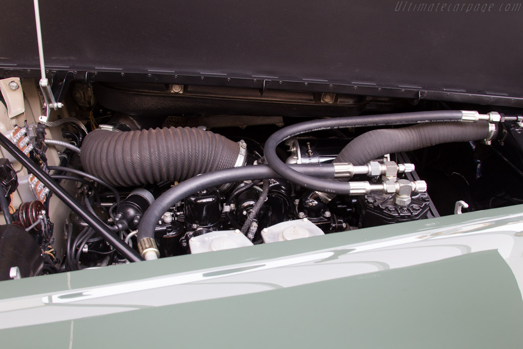 Rolls-Royce Silver Cloud II - Chassis: LLCB15 - Entrant: Fred Kriz  - 2015 Concorso d'Eleganza Villa d'Este
