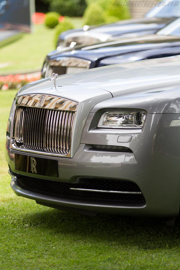 Rolls-Royces    - 2015 Concorso d'Eleganza Villa d'Este