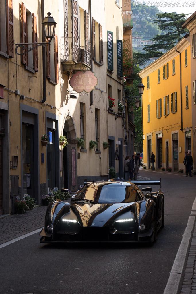 SCG 003 - Chassis: 001 - Entrant: James Glickenhaus  - 2015 Concorso d'Eleganza Villa d'Este