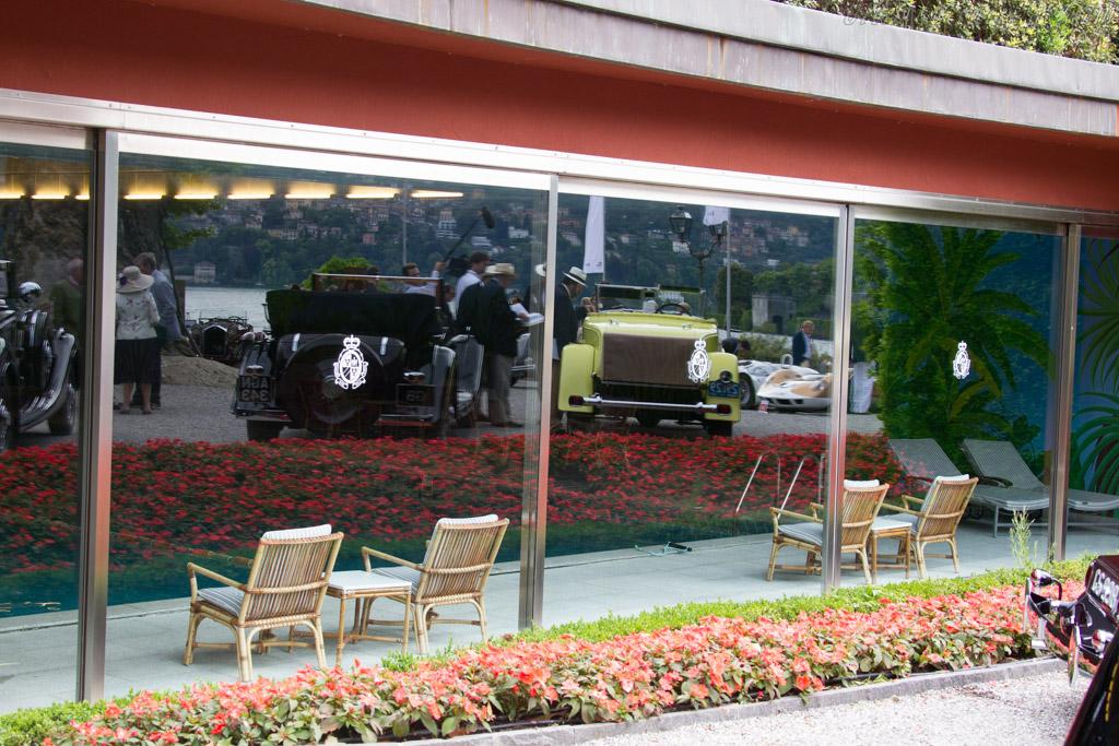 Welcome to Villa d'Este    - 2015 Concorso d'Eleganza Villa d'Este