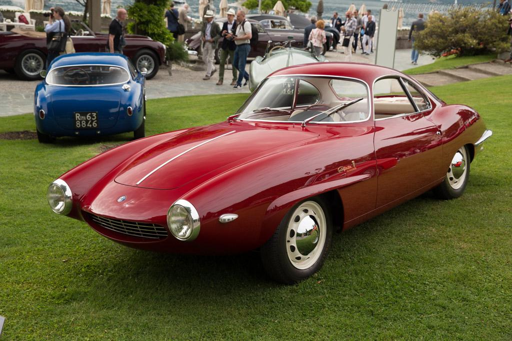 Alfa Romeo Giulietta SS Prototype - Chassis: AR10120*00001 - Entrant: Giovanna Scaglione  - 2017 Concorso d'Eleganza Villa d'Este