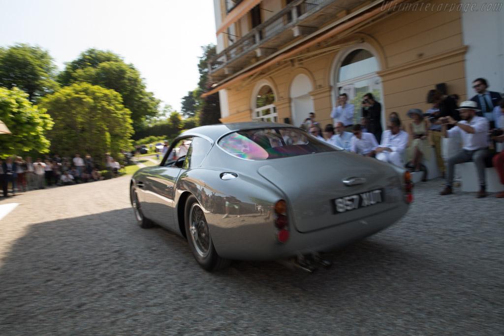 Aston Martin DB4 GT Zagato - Chassis: DB4GT/0190/L - Entrant: Peter Goodwin  - 2017 Concorso d'Eleganza Villa d'Este