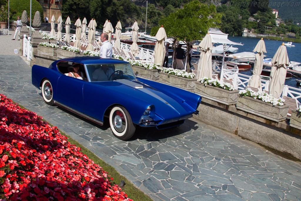 Astra Coupe - Chassis: WA94173298 - Entrant: Franz Millneritsch  - 2017 Concorso d'Eleganza Villa d'Este