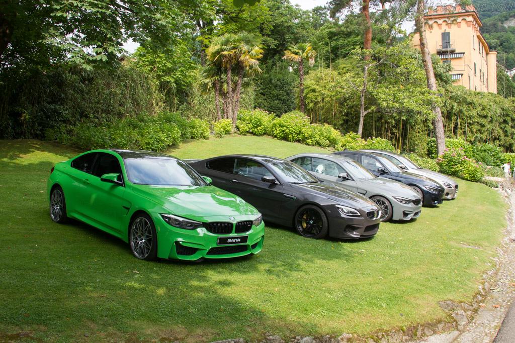 BMW M4    - 2017 Concorso d'Eleganza Villa d'Este