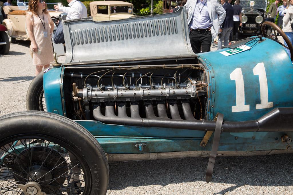 Ballot 3/8 LC - Chassis: 1006 - Entrant: Alexander Schauffler  - 2017 Concorso d'Eleganza Villa d'Este