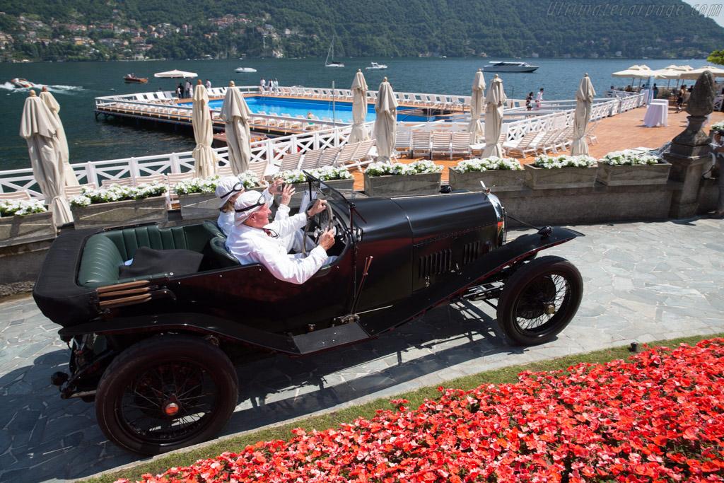 Bentley 3 Litre Park Ward Tourer - Chassis: 141 - Entrant: Peter Briggs  - 2017 Concorso d'Eleganza Villa d'Este