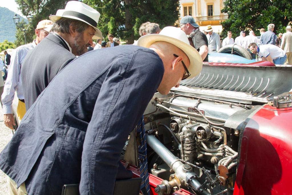 Bentley 4.5 Litre Blower Birkin Monoposto - Chassis: HB3402 - Entrant: Jürgen Ernst  - 2017 Concorso d'Eleganza Villa d'Este
