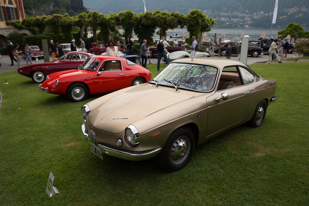 Cisitalia Abarth Allemano Coupe Scorpione - Chassis: 0029 - Entrant: Sergio Alberto Lugo  - 2017 Concorso d'Eleganza Villa d'Este