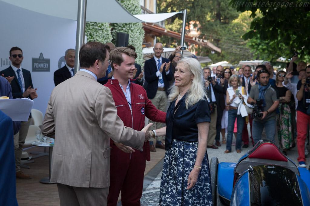 Coppa d'Oro    - 2017 Concorso d'Eleganza Villa d'Este