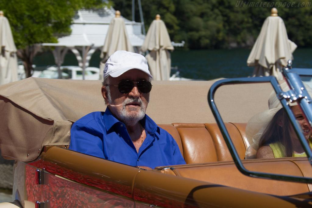 Duesenberg J Murphy Convertible Sedan - Chassis: 2315 J-391 - Entrant: Ion Tiriac  - 2017 Concorso d'Eleganza Villa d'Este