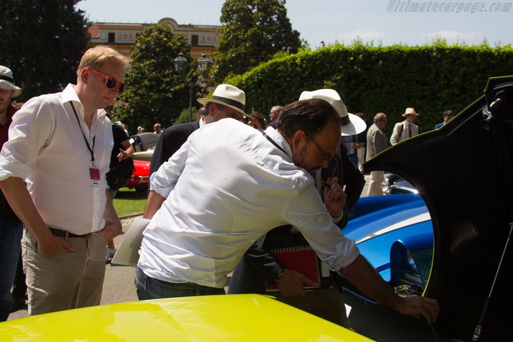 Ferrari 365 GT4 BB - Chassis: 18959 - Entrant: Gert Purkert  - 2017 Concorso d'Eleganza Villa d'Este