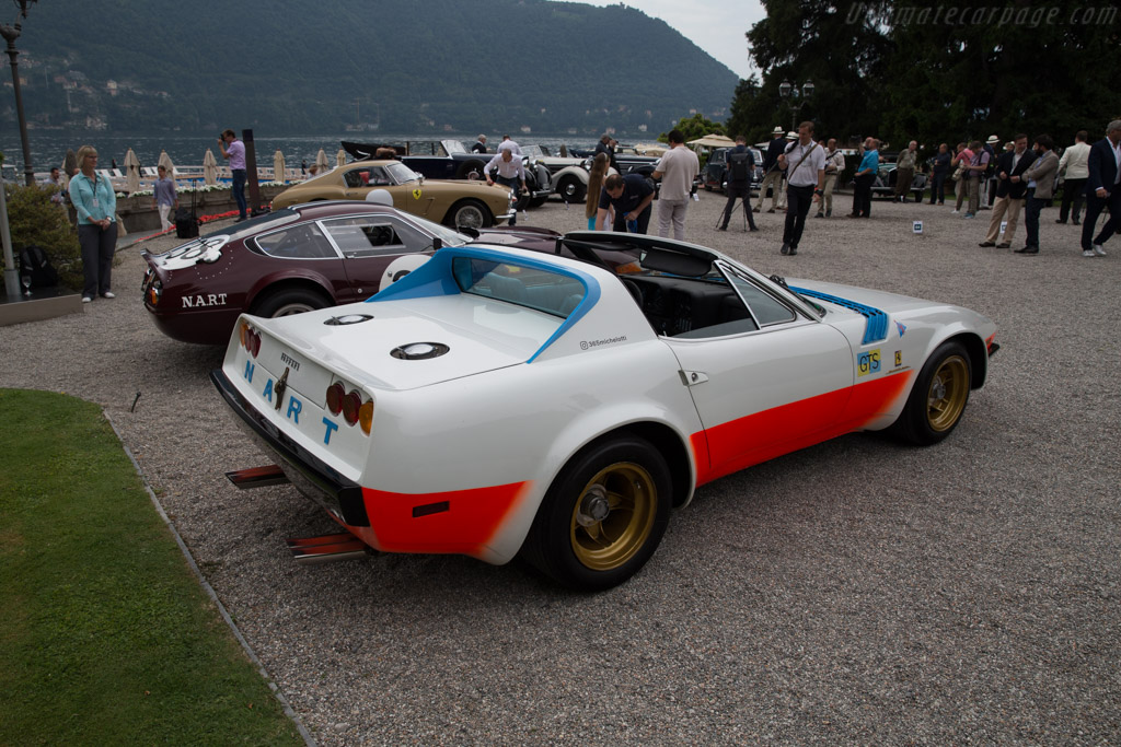 Ferrari 365 GTB/4 NART Spyder - Chassis: 15965 - Entrant: Michel Abellan  - 2017 Concorso d'Eleganza Villa d'Este