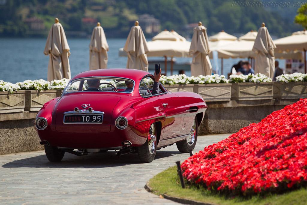 Fiat 8V Ghia Supersonic - Chassis: 106*000036 - Entrant: Lennart Schouwenberg  - 2017 Concorso d'Eleganza Villa d'Este